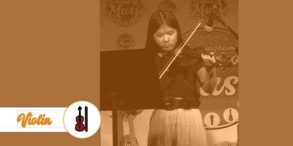 Drum, Piano, Guitar, Violin, Voice Lessons in Birmingham, AL